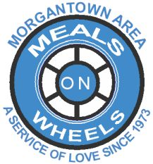 Meals on Wheels light blue