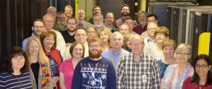 photo of WVNET staff