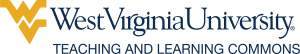 WVU Teaching and Learning Commons logo